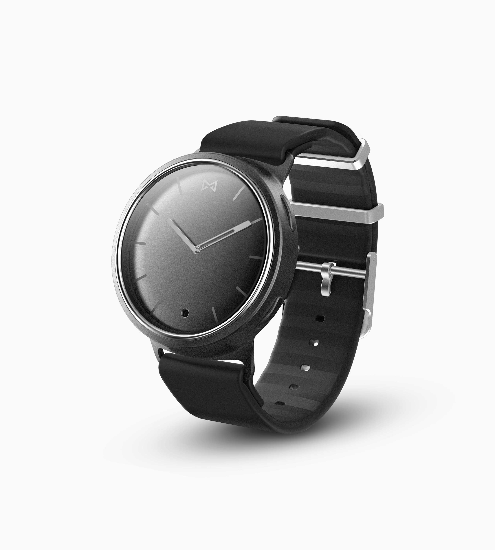 Misfit Phase Hybrid Smartwatch (Black)